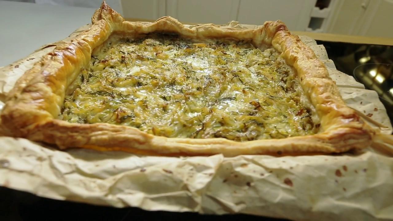 пирог с капустой как называется